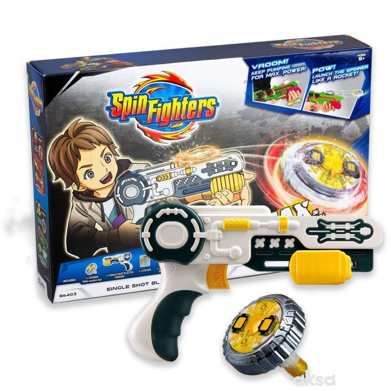 Spin Fighter pištolj Armor