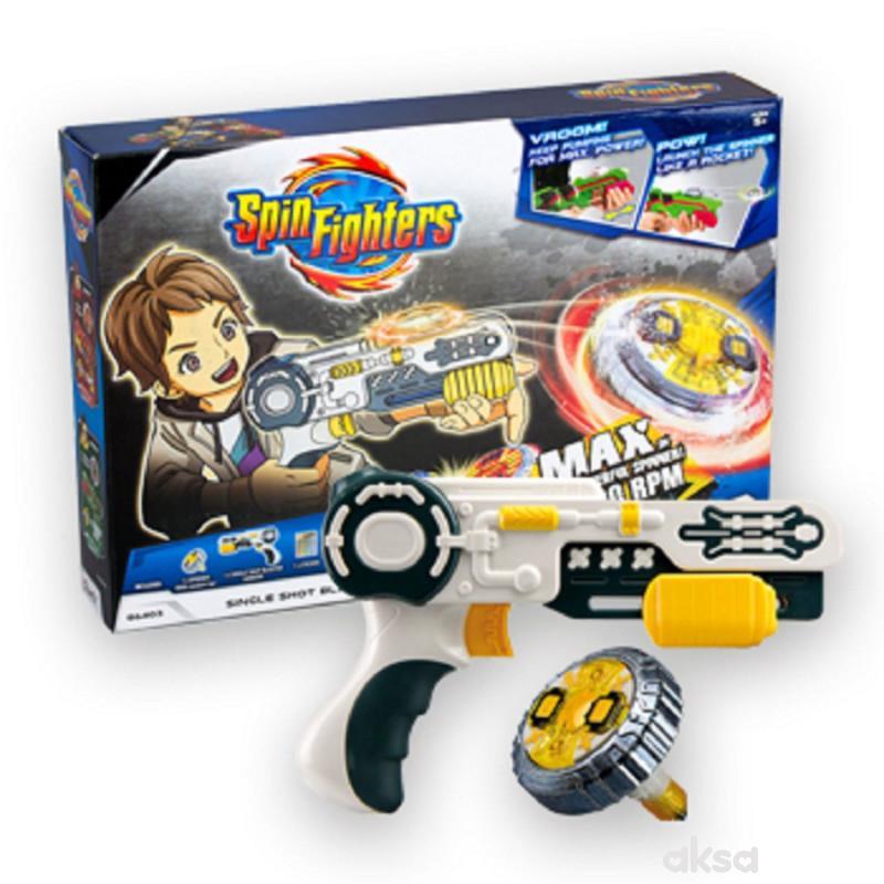 Spin Fighter pištolj Armor King