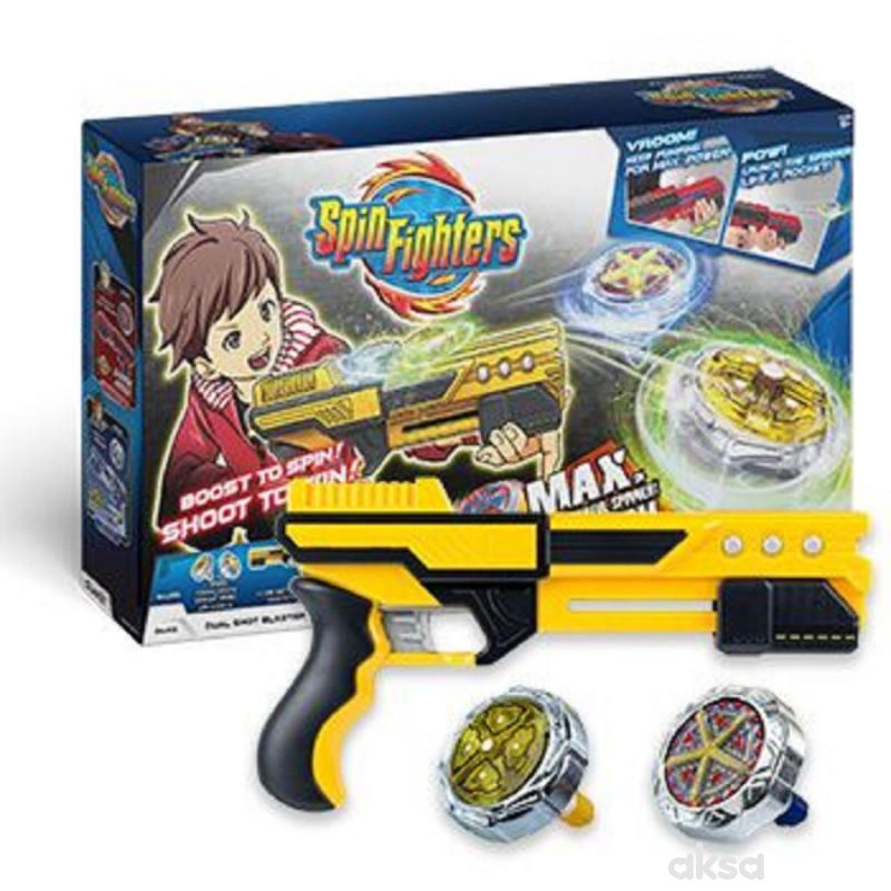 Spin Fighter pištolj Dual Solid Rock