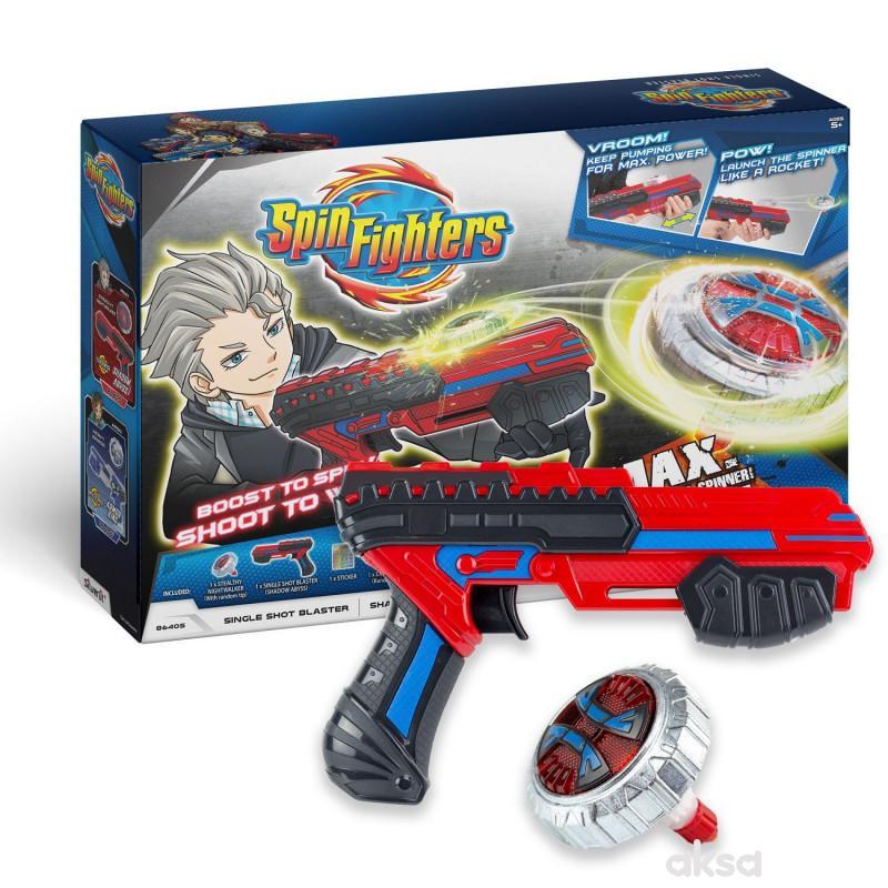 Spin Fighter pištolj Shadow Abyss