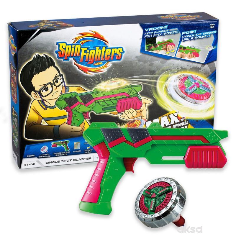 Spin Fighter pištolj Thunder Rock Fighter