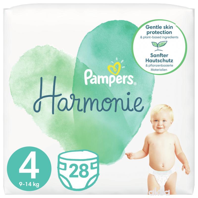 Pampers Harmonie S4 maxi 10-17kg 28 kom