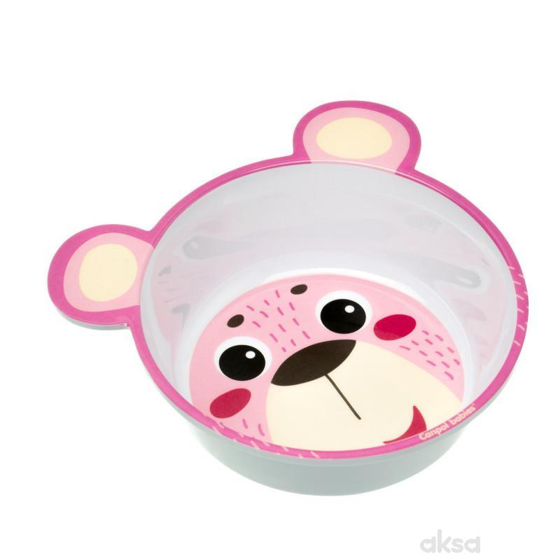 Canpol baby tanjir meda sa ušima pink